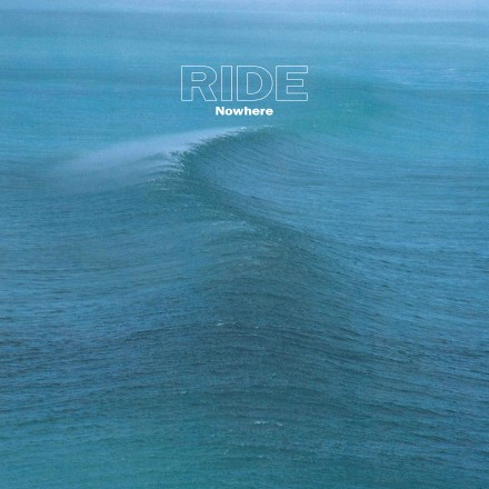 ride - nowhere lp cover