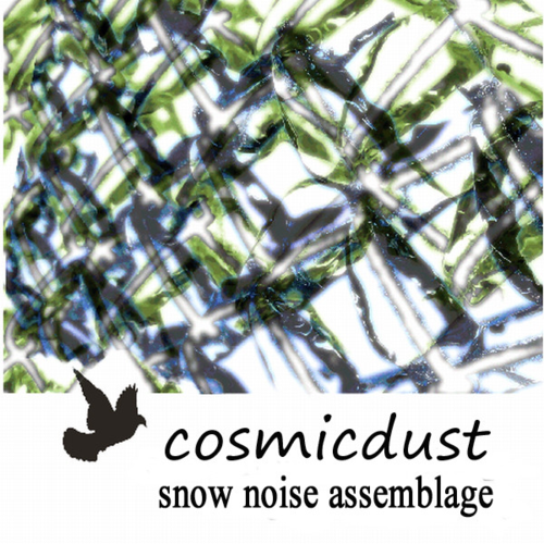 cosmicdust snow noise assemblage album cover