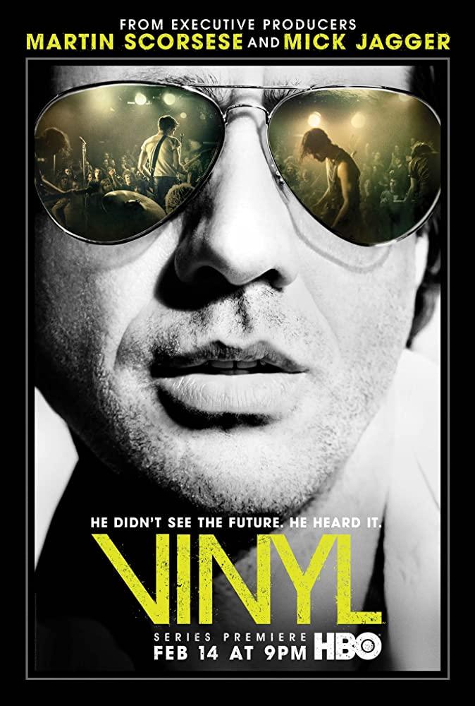 vinyl poster image HBO