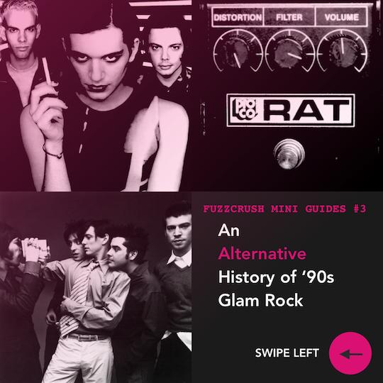 Alternative History of '90s Glam Rock