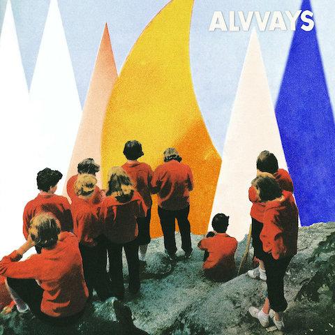 Alvvays Antisocialites cover art