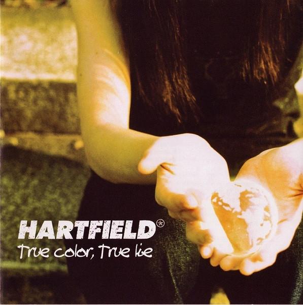 hartfield - true color true lie cover