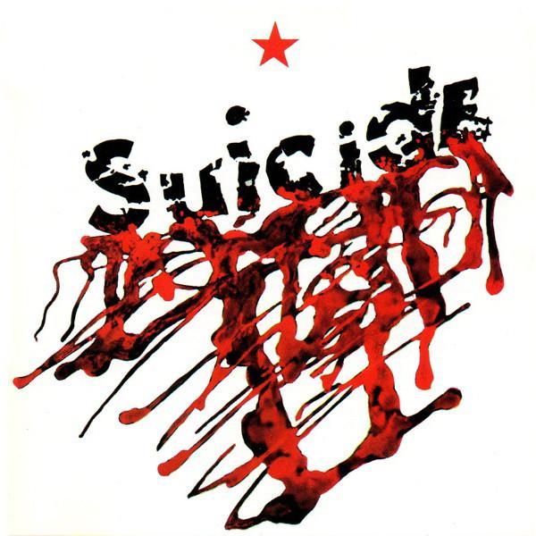 suicide album cover