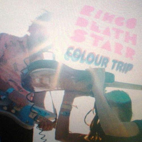 ringo deathstarr colour trip album cover