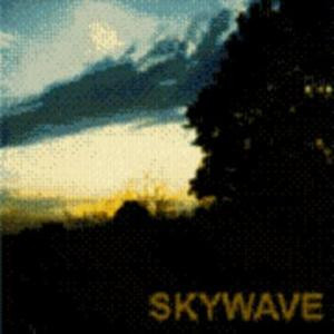 skywave took the sun album art